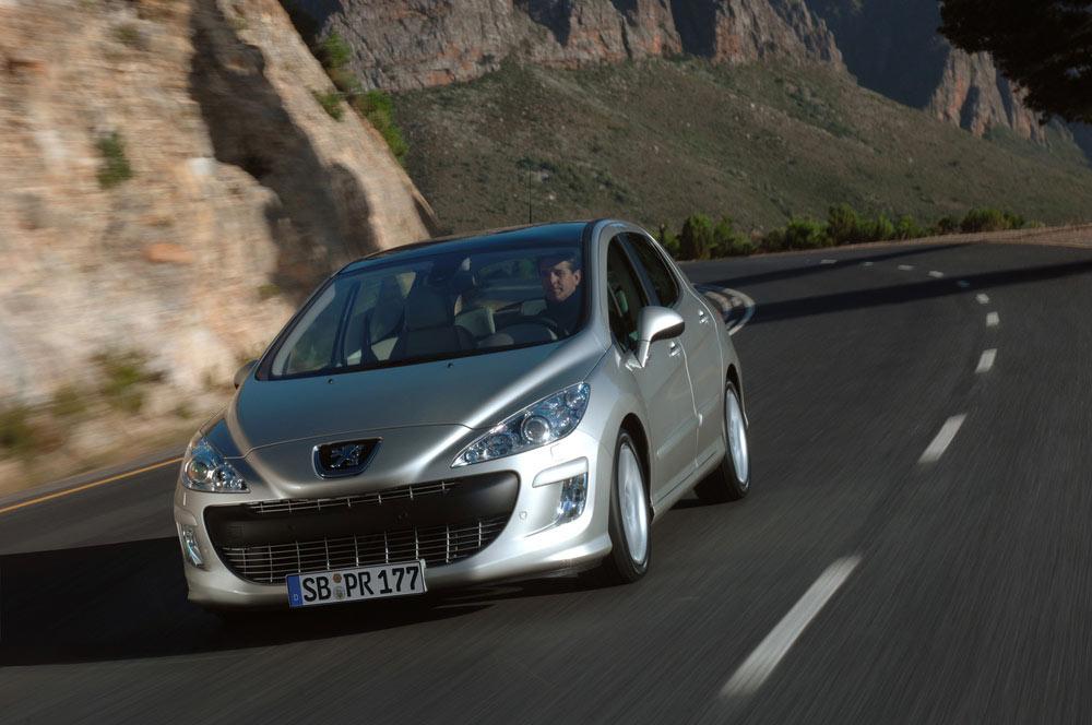 Peugeot 308: Navteq on Board - KÜS Newsroom
