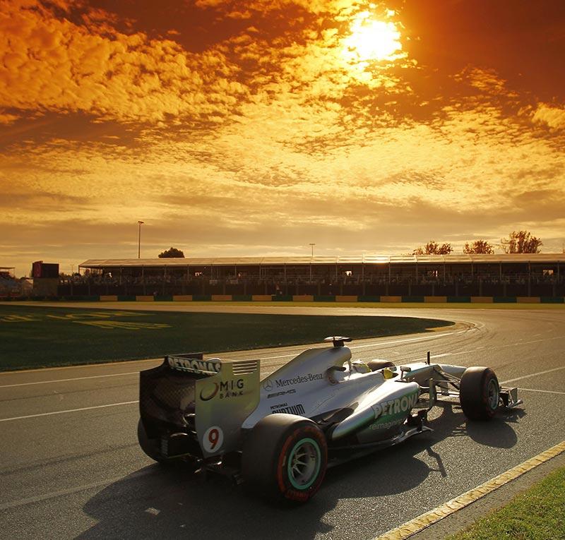 Formel 1 Sieger Liste