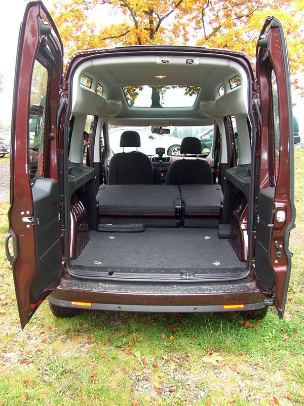 Test Tour Fiat Doblo Xl Hochdachversion Kus Newsroom