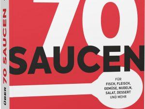 Buchtipp – Donhauser: Über 70 Saucen