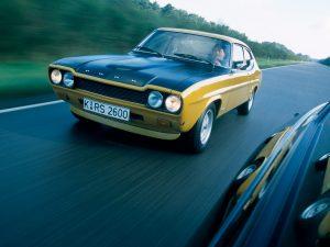 Ford: 50 Jahre Capri
