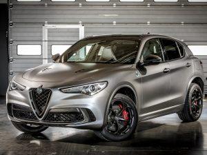 Der Alfa Romeo Stelvio Quadrifoglio: SUV mit Renn-Lizenz