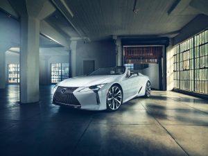 Lexus: LC kommt als Cabrio