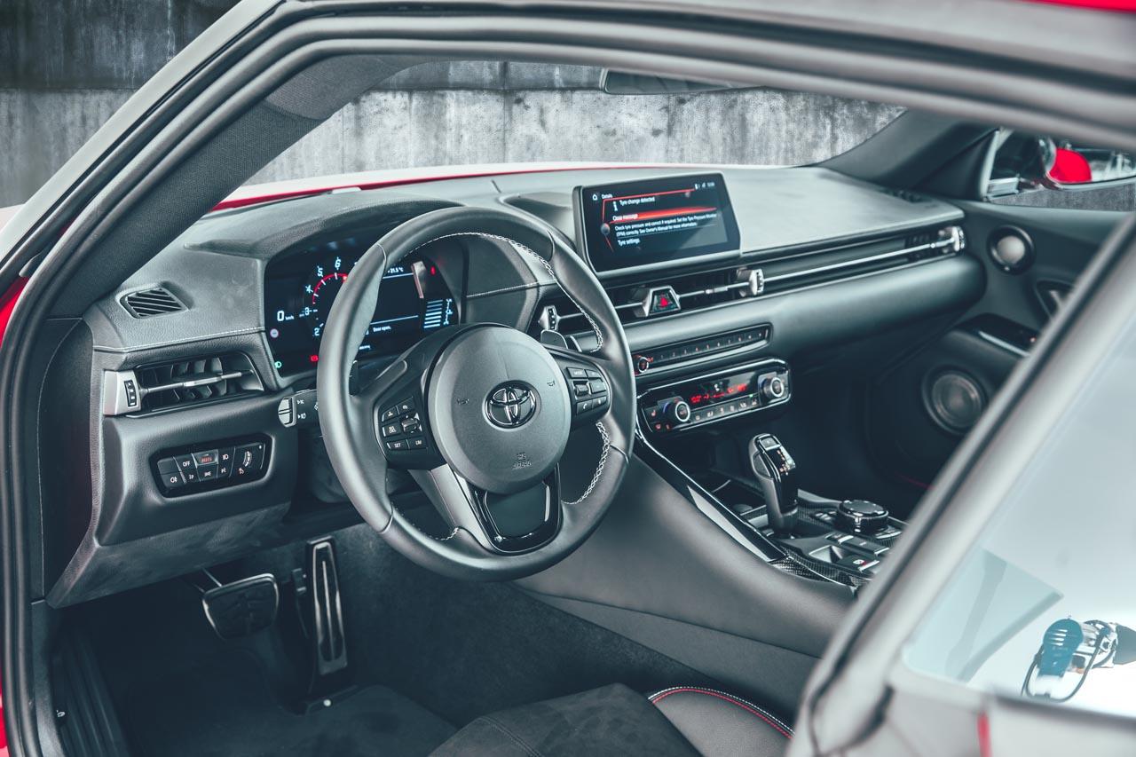 Toyota: Der Supra kommt zurück