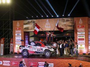 Dakar 2019: Grande Finale mit Toyota-Sieg