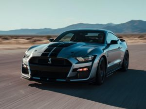 Ford Mustang Shelby GT500 – Massig Pferdestärken