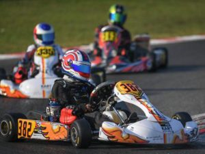 KÜS Team75 Bernhard: Zusammenarbeit mit Junioren-Kart-Team