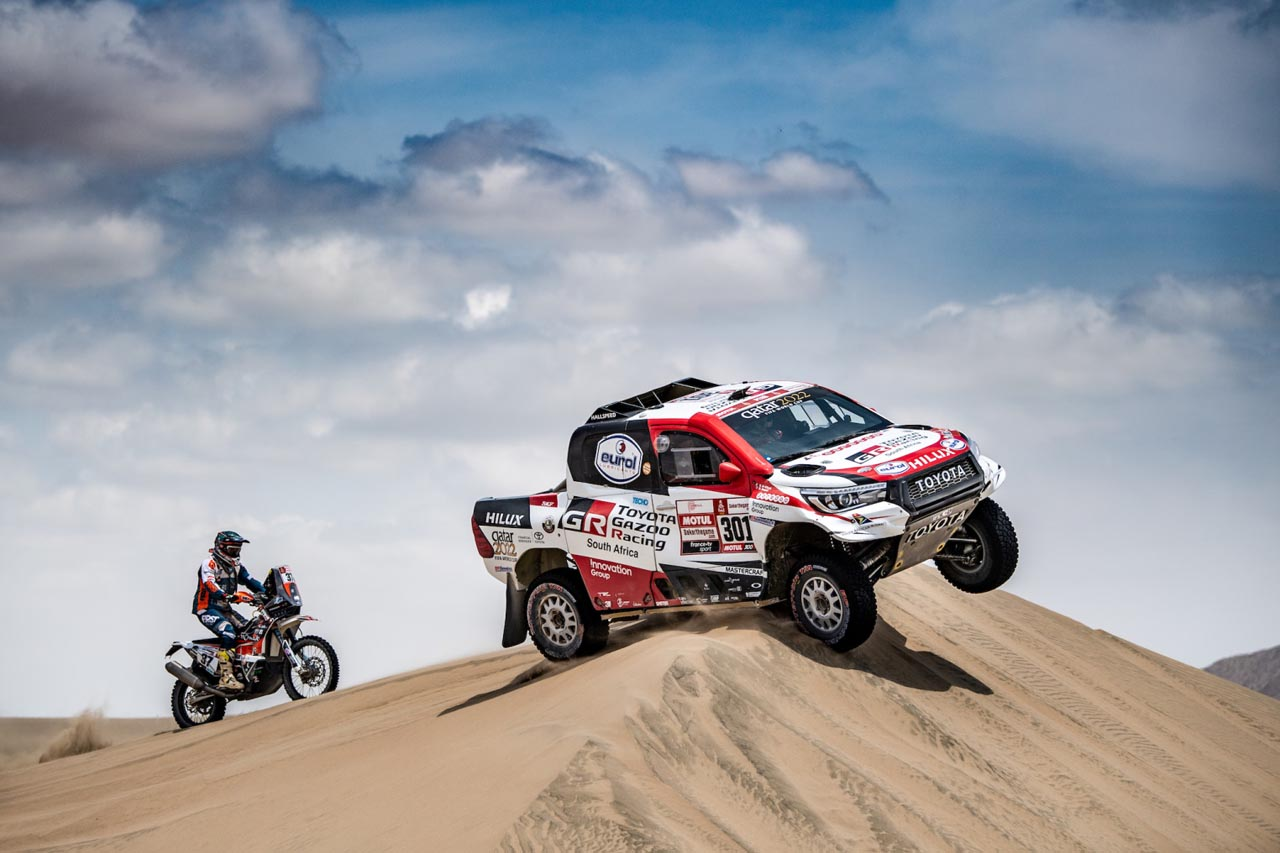 "Dakar 2019 – Tag 9: ""Super-Gau"" für Peterhansel"