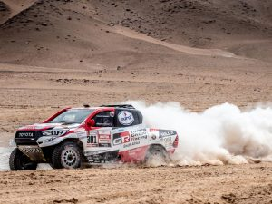 Dakar 2019 – Tag 4: Duell der Giganten