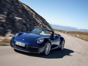 Porsche 911: Auf Coupé folgt Cabrio