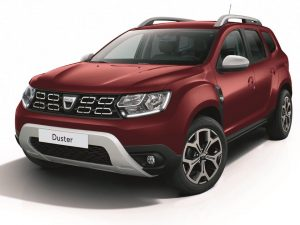 Dacia Duster: Vollausstattung zum Sonderpreis