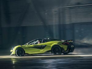 McLaren 600LT Spider: Nichts für Zögerliche