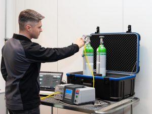 DIQ Zert GmbH kalibriert ab sofort auch Abgasuntersuchungsgeräte