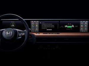 Honda: Erster Einblick in Elektrofahrzeug