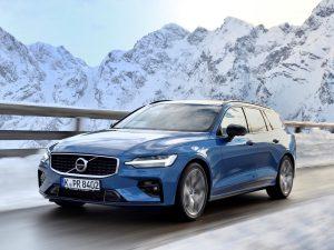 Volvo bietet Kombi V60 als R-Design-Variante an