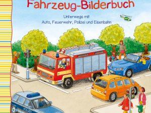 Buchtipp – Grimm: Unterwegs mit Auto, Feuerwehr, Polizei und Eisenbahn