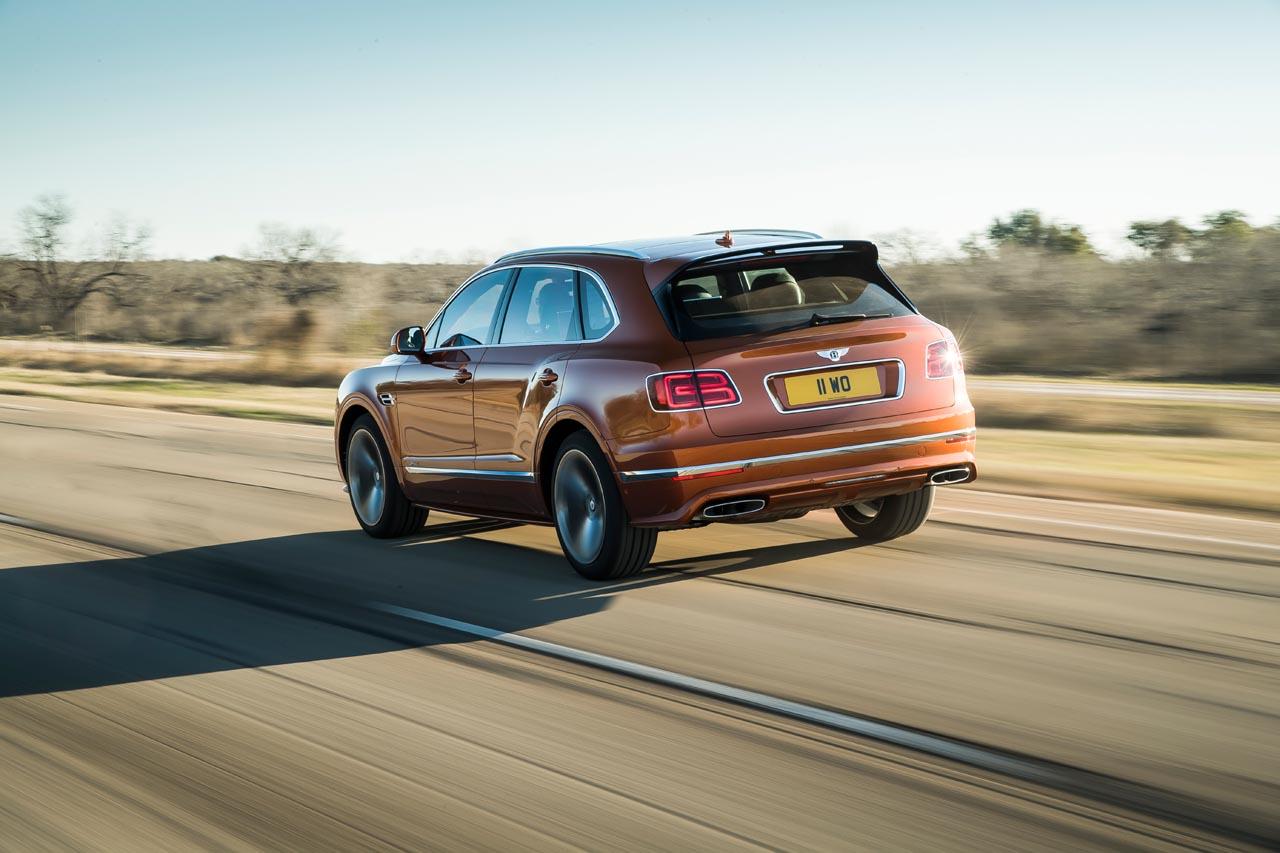 Bentley Bentayga Speed – Zurück auf dem Tempo-Thron