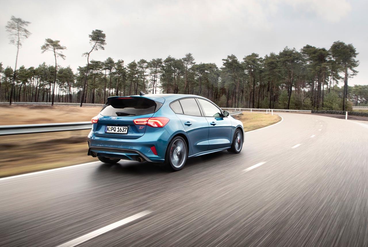 Ford Focus ST: Mit dem Herz eines Mustangs