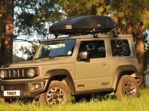 Suzuki Jimny: Neue Dachträger-Optionen