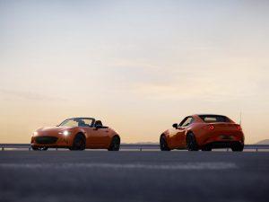 Mazda MX-5: Sondermodell zum 30. Geburtstag