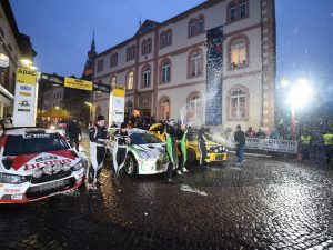 ADAC Saarland-Pfalz Rallye 2019: KÜS-Special-Stage als Publikums-Highlight
