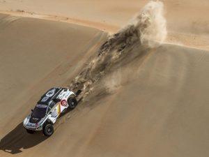 Die Wüste ruft: Cross Country Worldcup in Abu Dhabi