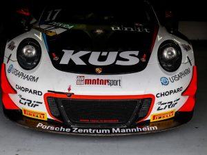 Team75 Bernhard auch im Porsche Sportscup vertreten