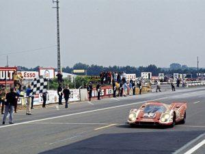 50 Jahre Porsche 917 und ein Gespräch mit Hans Herrmann