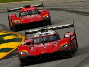 Timo Bernhard: Zweiter Einsatz im Mazda