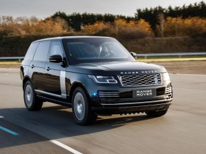 Range Rover Sentinel: Optimierte Festung auf Rädern