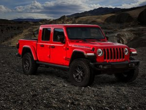 Jeep: Pick-up Gladiator kommt nach Europa