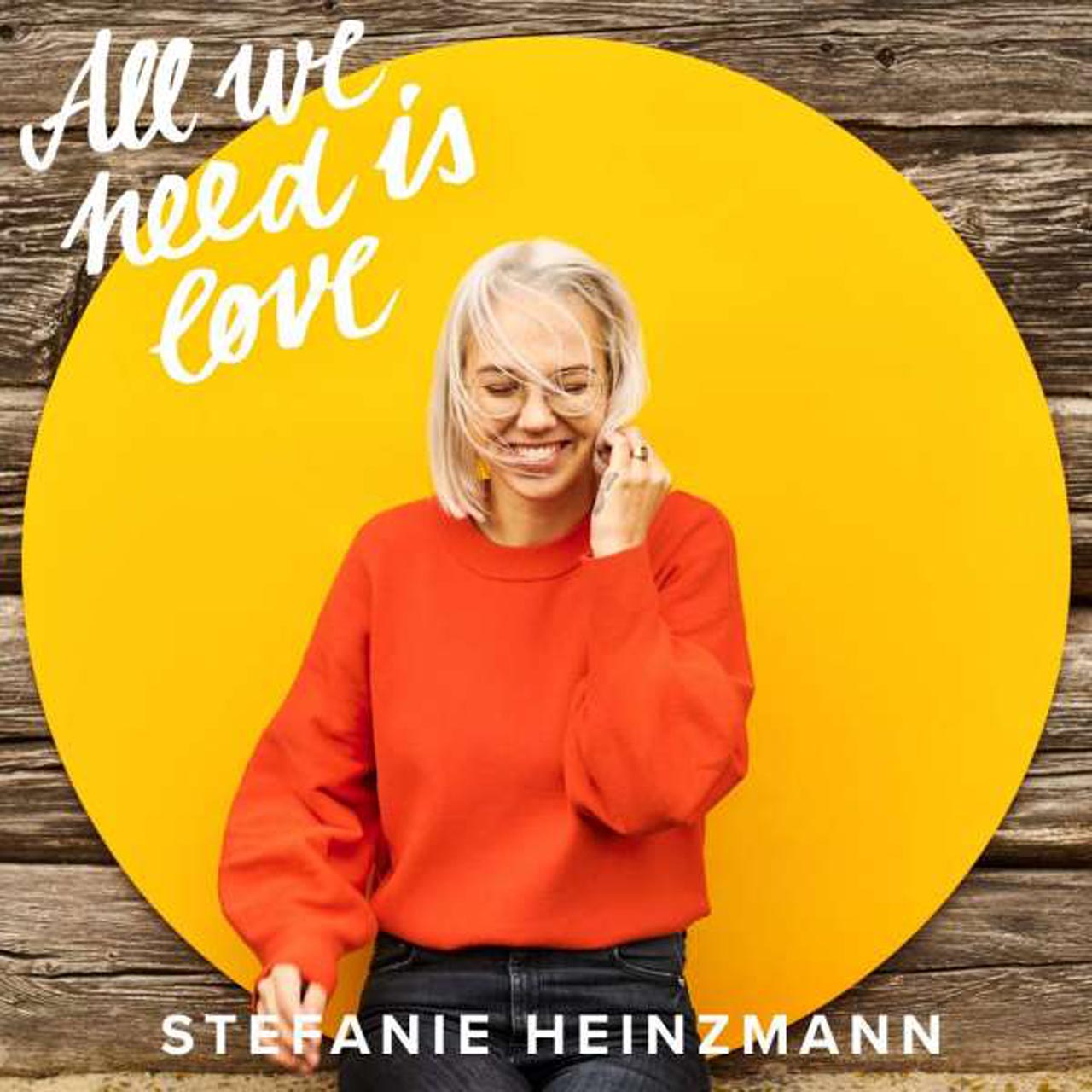CD-Tipp – Heinzmann: All We Need Is Love