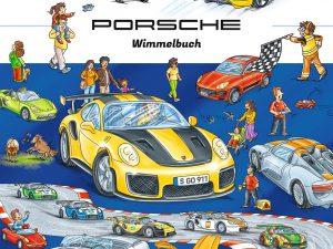 Buchtipp – Lohr: Porsche Wimmelbuch