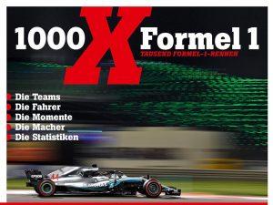 Buchtipp – Brümmer/Kräling: 1000 x Formel 1