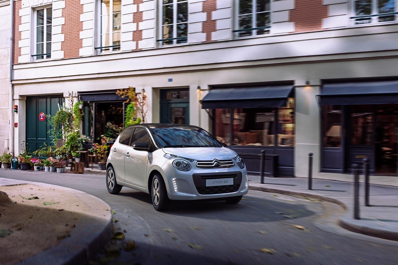 """Citroën: C1 """"Origins"""" erinnert an die Anfänge der Marke"""