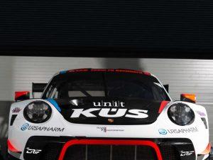 KÜS Team75 Bernhard: ADAC GT Masters – Testfahrten in Oschersleben
