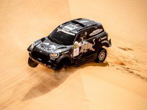 Abu Dhabi Desert Challenge: Ein Sieger-Ehepaar