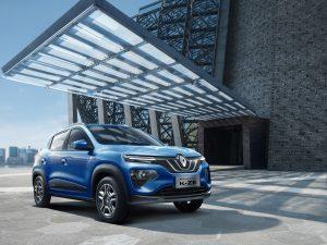Renault: City K-ZE debütiert in Shanghai