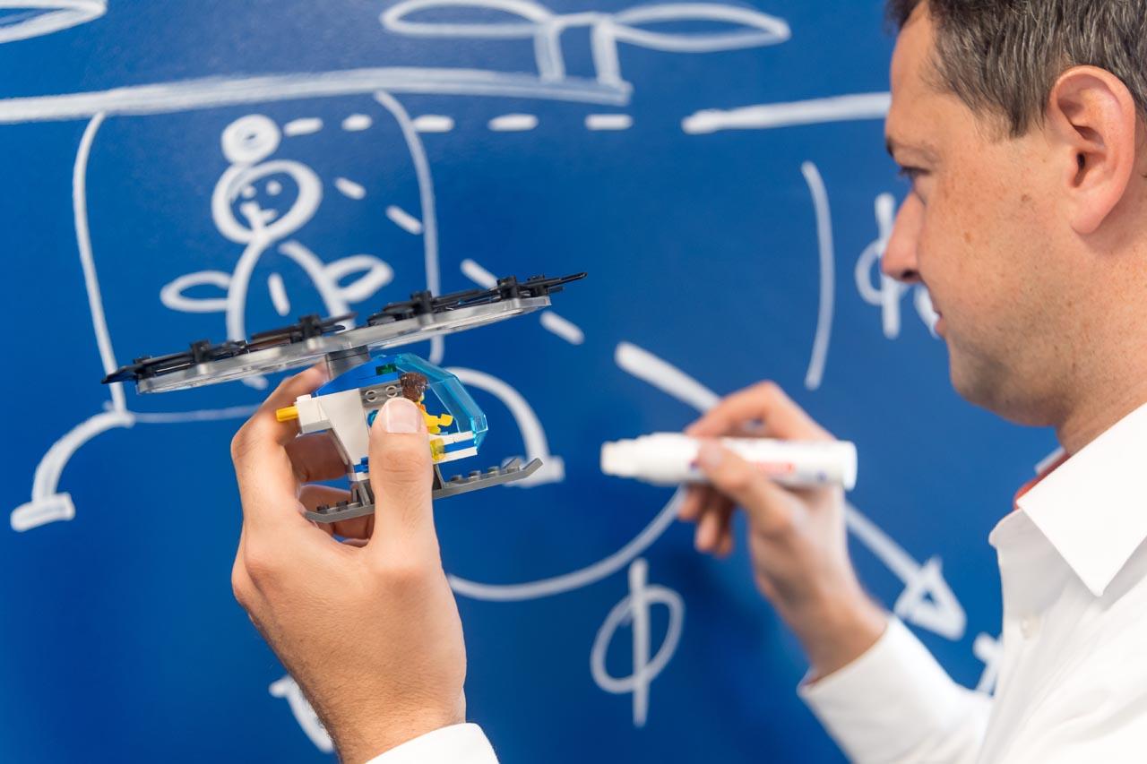 Bosch: Automobiltechnik für Flugtaxis