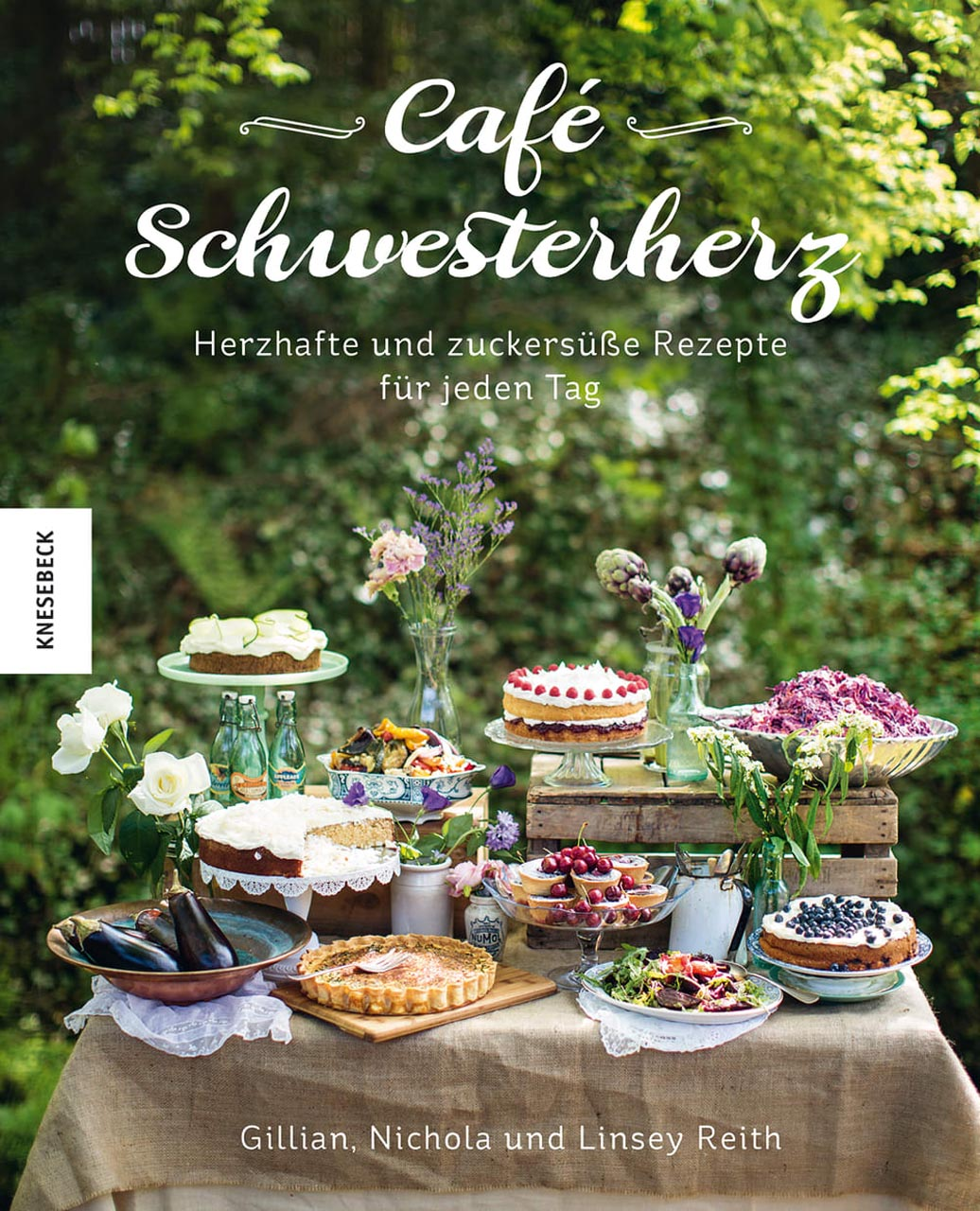 Buchtipp – Café Schwesterherz