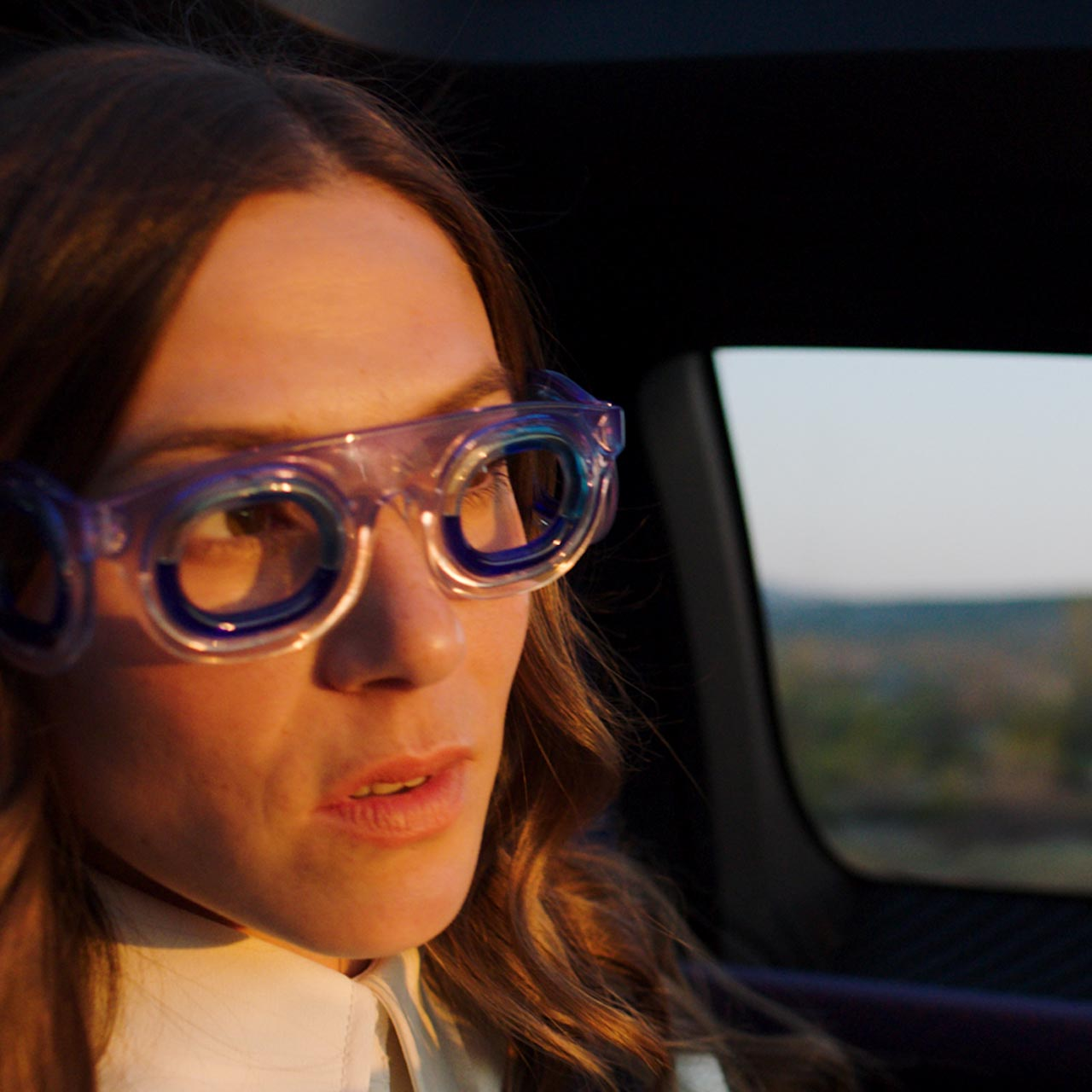 Citroën: Brille gegen Reisekrankheit in Neuauflage