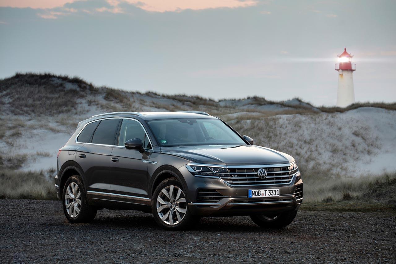 VW Touareg: Neue Top-Version für knapp 90.000 Euro