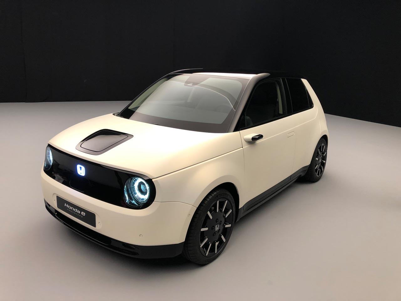 Honda e: Bestellstart für Elektroauto