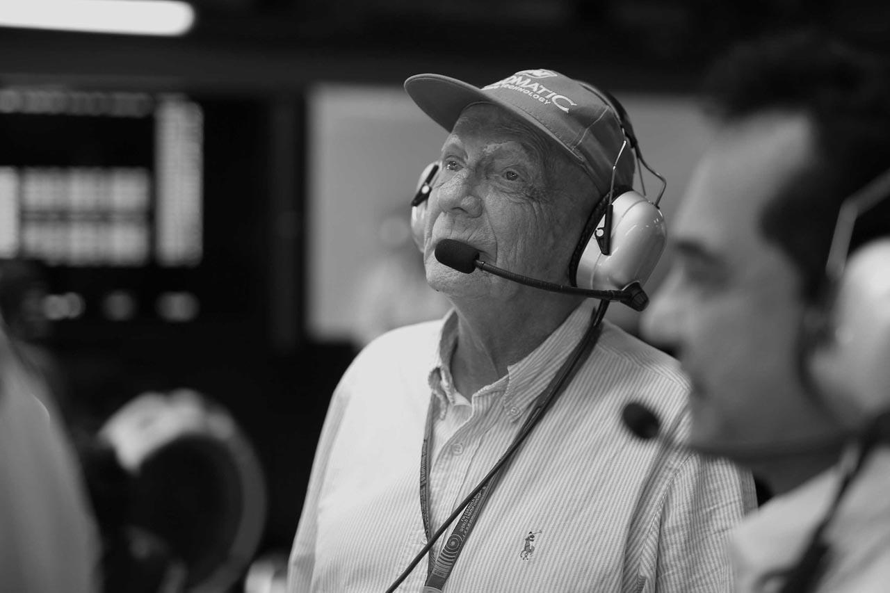 Rennfahrerlegende Niki Lauda ist tot