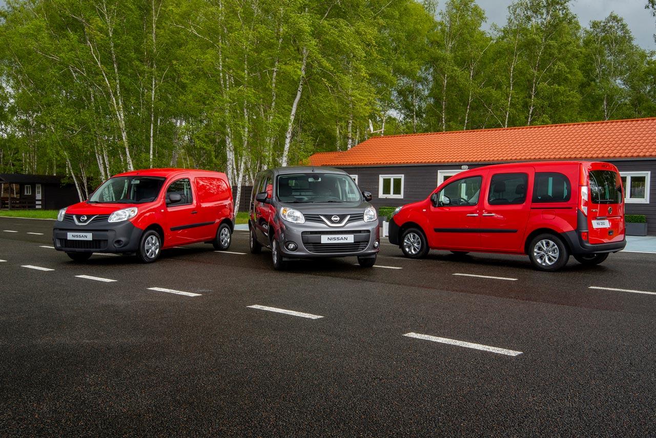 Nissan: Neuer Transporter NV250 kommt im September