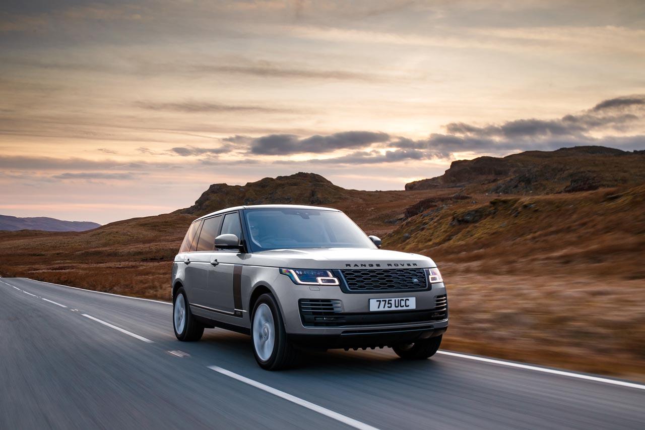 Range Rover: Jetzt mit Mild-Hybrid