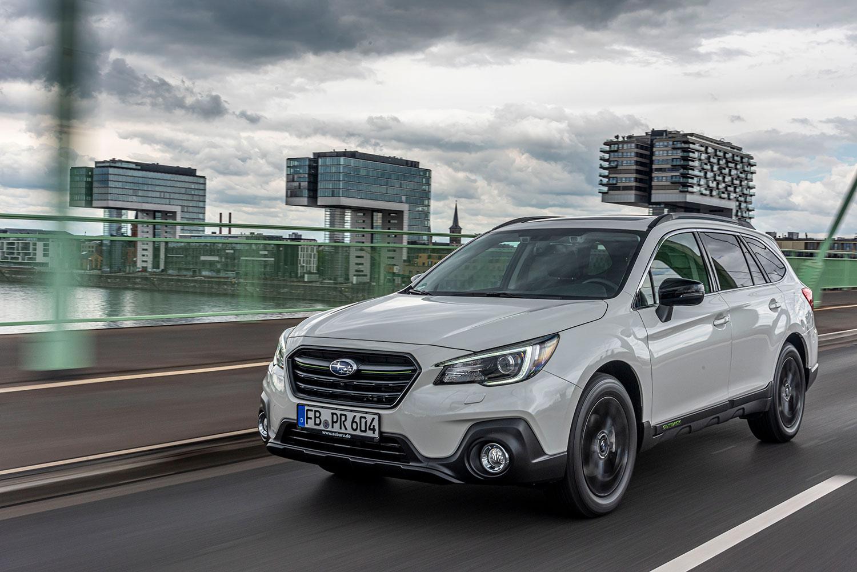 Subaru: Outback extra sportlich