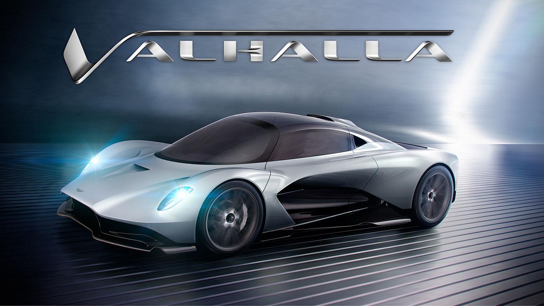 Aston Martin: Valhalla kommt 2021