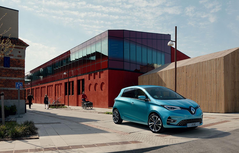 Renault ZOE: Verbesserte Praxistauglichkeit in dritter Generation