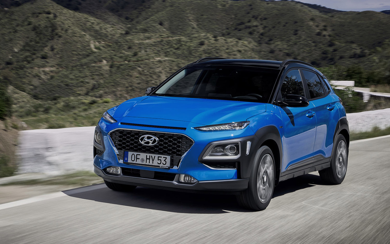 Hyundai gibt Preise für Kona Hybrid bekannt